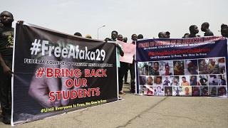 14 Nigerian students freed from kidnappers in Kaduna state
