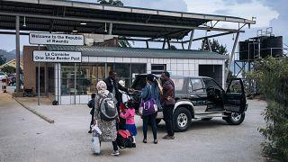 RDC : des habitants de Goma rentrent au bercail