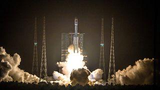 Felbocsátják a Tiencsou-2 űthajót a Hainan szigeti Vencsang űrközpontból