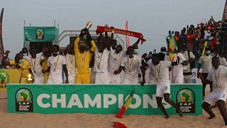 Senegal wins third successive  Beach Soccer Africa Cup of Nations