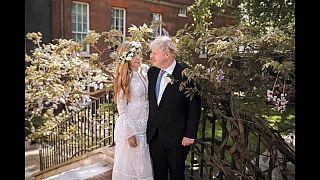 Titokban megházasodott a brit miniszterelnök, Boris Johnson