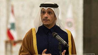 Katar Dışişleri Bakanı Şeyh Muhammed bin Abdulrahman Al-Thani