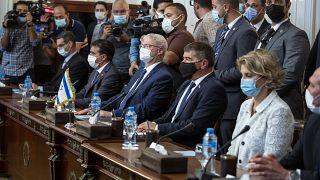 Συνομιλίες Ισραήλ - Αιγύπτου για τη Λωρίδα της Γάζας