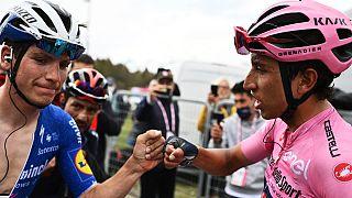Egan Bernal nyerte a Giro d'Italiát