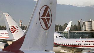 Am Flughafen von Algier