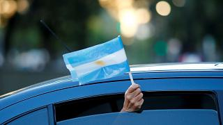 Argentina has been dropped as Copa America host