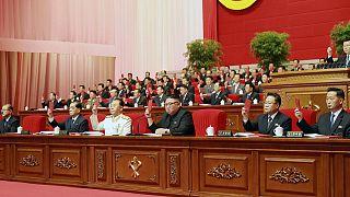 Kuzey Kore'de siyasi kongre