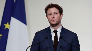 سكرتير الدولة الفرنسي للشؤون الأوروبية كليمان بون