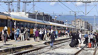 Первый турпоезд прибыл из Праги в Риеку
