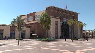 الجائحة تعطل نبض ساحة جامع الفنا قلب مراكش السياحي