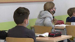 Schulunterricht in Polen