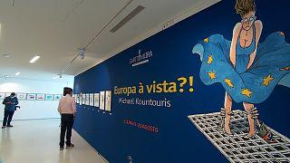 Cartoon Xira: Европа и COVID-19 в карикатурах