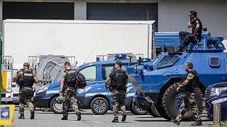 پایان عملیات نیروهای ویژه فرانسه برای یافتن یک مهاجم مسلح