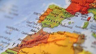 ispanya-Fas haritası
