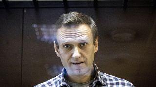Mauvais traitements en prison pour l'opposant russe Alexeï Navalny