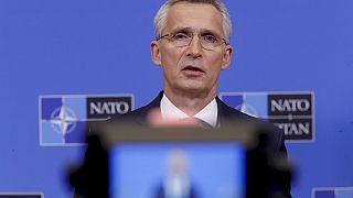 Видеоконференция министров стран-членов НАТО