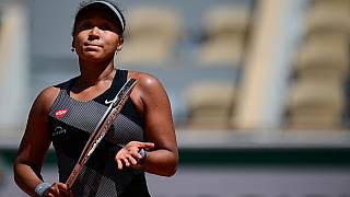 Osaka: 'Best thing' for French Open would be her withdrawal