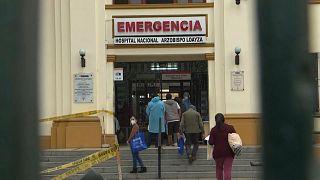 América Latina centra la atención mundial como foco de la expansión del patógeno
