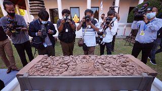 العتبة الأثرية التايلاندية
