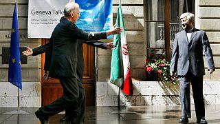 سعید جلیلی در مذاکرات ژنو، زمانیکه دبیر شورایعالی امنیت ملی ایران بود