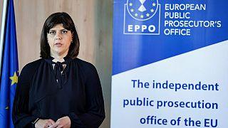 Laura Codruța Kövesi will head the European Public Prosecutor's Office.