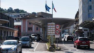 La frontiera di Como - Brogeda