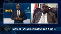 Eswatini, la première centrale solaire en cours d'exploitation [Business Africa]