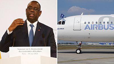 Sénégal : l'A320neo présidentiel continue d'alimenter la polémique
