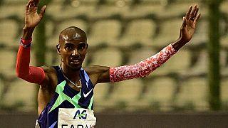 Mogadishu-born Sir Mo Farah ready to shine at Tokyo Olympic Games