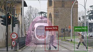 Mas seguridad para los peatones con el transporte inteligente