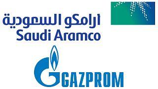 Aramco ve Gazprom