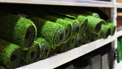 As a petition to ban the sale of artificial grass is put forward in one European country, we look at the environmental impact of fake plants.