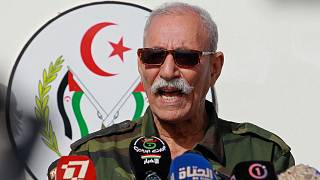 ابراهیم غالی، رهبر جبهه پولیساریو
