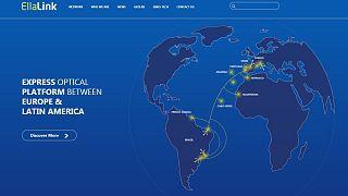 Portogallo-Brasile collegati dalla fibra ottica