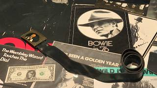David Bowie items
