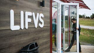 Σουηδία: Mίνι μάρκετ self-service