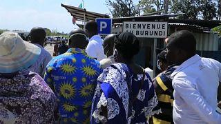 Le Burundi rouvre sa frontière avec la RDC