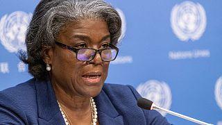 ABD'nin BM Daimi Temsilcisi Linda Thomas Greenfield