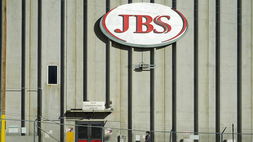 World's largest meat processing company hit by cyber attack
