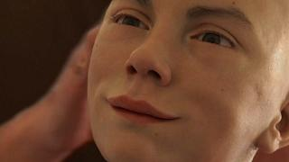 Abel é um robô emocional que analisa e reage a emoções