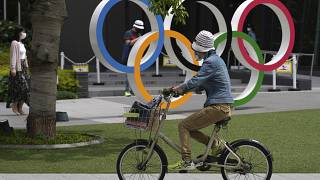 The Olympics in Tokyo are just 50 days away from beginning