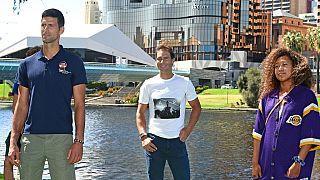 Djokovic, Nadal ve Osaka