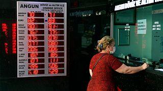 مبادله ارز در استانبول