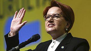 İYİ Parti Başkanı Meral Akşener