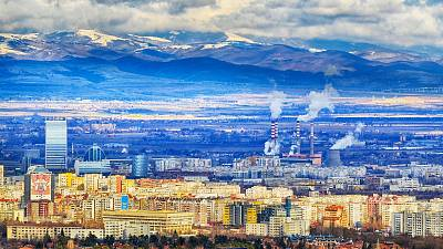 Citizens are claiming Sofia isn't adequately addressing its pollution problem