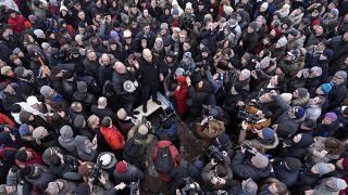 Opositores russos criticam nova lei eleitoral