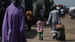 Nigerian parents plead with authorities to rescue kidnapped children