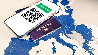 گواهی دیجیتال کووید در کشورهای اروپایی صادر میشود