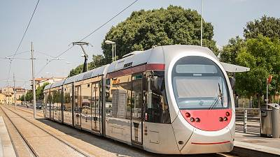 The tram system in Florence is being used as a testing ground for smart transport solutions of the future.