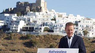 """""""Astypaléa sera un futur laboratoire de la décarbonisation en Europe"""", a déclaré Herbert Diess, le président du directoire du groupe Volkswagen."""